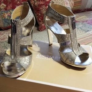 Shoes - NEW Michael Kors heels